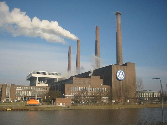 завод VW
