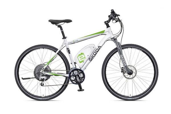 Велосипед Skoda 2013 Green E Line
