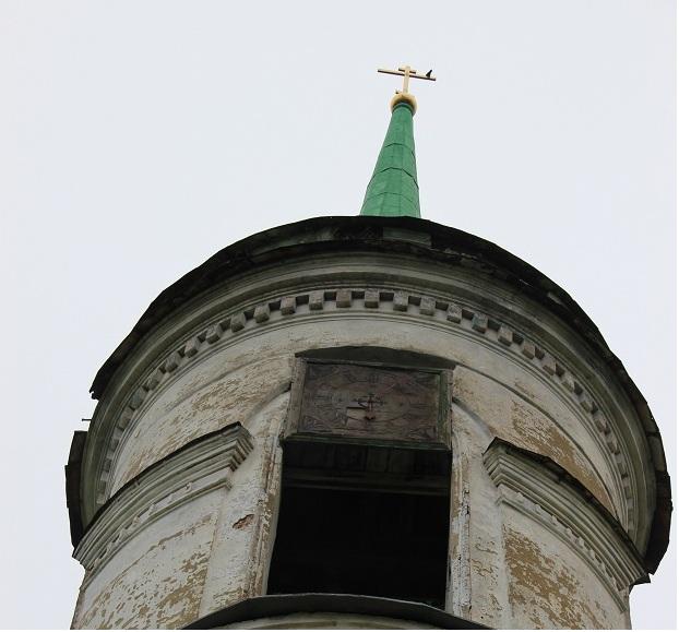 куранты Свято-Николаевского храма
