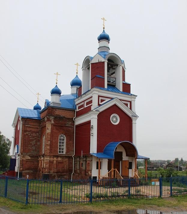 Казанская единоверческая церковь