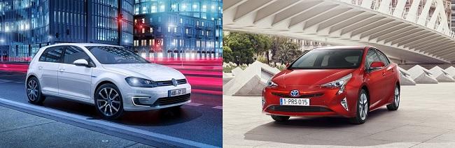 GTE vs Prius
