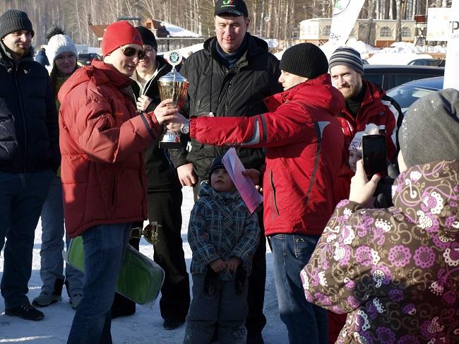 VII Skoda-Ural Cup Winner